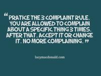 3 complaint